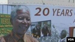 Nelson Mandela – 20 godina slobode