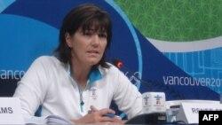 Bà Renee Smith-Valade, Phó Chủ tịch đặc trách Giao tế của Ủy ban Tổ chức Olympic Vancouver