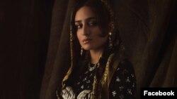 نادیا تهران هنرمند ایرانی سوئدی