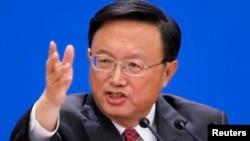 Bộ Ngoại giao Trung Quốc nói Ủy viên Quốc vụ viện Dương Khiết Trì sẽ có mặt tại Việt Nam đầu tuần sau để thảo luận về hợp tác song phương Việt-Trung