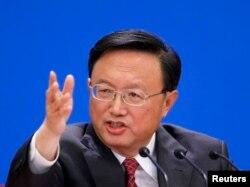Trung Quốc tiếp tục hối thúc các bên hãy tự chế và quay lại với các cuộc đàm phán quốc tế nhằm chấm dứt chương trình hạt nhân của Bắc Triều Tiên.