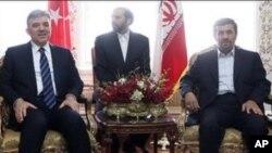 تلاش ایران وترکیه به تقویت پیوندهای اقتصادی وسیاسی