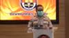 Kabag Penum Divisi Humas Polri Asep Adi Saputra saat menggelar konferensi video, Senin, 6 April 2020. Foto: Courtesy