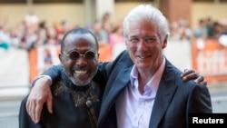 "Richard Gere ve Ben Vereen ""Time Out of Mind"" filminin Toronto galasında"