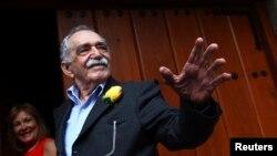 87 yaşında ölen Colombiyalı yazar Gabriel Garcia Marquez, Mexico City'de yaşıyordu.