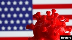 Được cho là xuất phát từ Trung Quốc, virus corona chủng mới đang gây thiệt hại nặng cho Mỹ