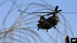 北约部队的直升机(资料照片)