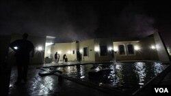 لیبیا میں امریکی سفارت خانہ