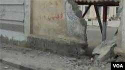 Penyerang meledakkan sebuah TPS di kota pelabuhan Aden di Yaman sehari menjelang pemilu (20/2).