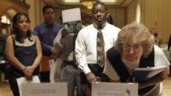 کاهش متقاضیان بیمه بیکاری در آمریکا