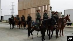 U.S. Border Patrol officers