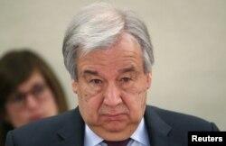 ကုလသမဂၢအတြင္းေရးမွဴးခ်ဳပ္ António Guterres