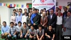 Sikyong inaugurates Umaling Technical solutions