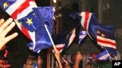 Campanha eleitoral em Cabo Verde