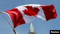 Drapo peyi Canada