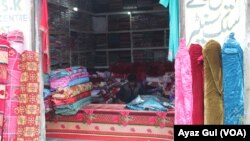 Local traders bring Chinese products to sell in Sost and rest of Gilgit Baltistan.