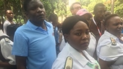 Udaba lwabongi abasiwe esibhedlela seThorngrove siluphiwa nguAnnahstacia Ndlovu