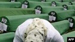 Годовщина трагедии в Сребренице