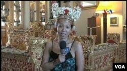 """Kompiang Metri Davies, pendiri kelompok tari Bali dan gamelan """"Gadung Kasturi"""""""