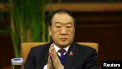 Former Communist Party official Su Rong.