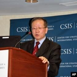 清華大學國際關係研究所教授楚樹龍。