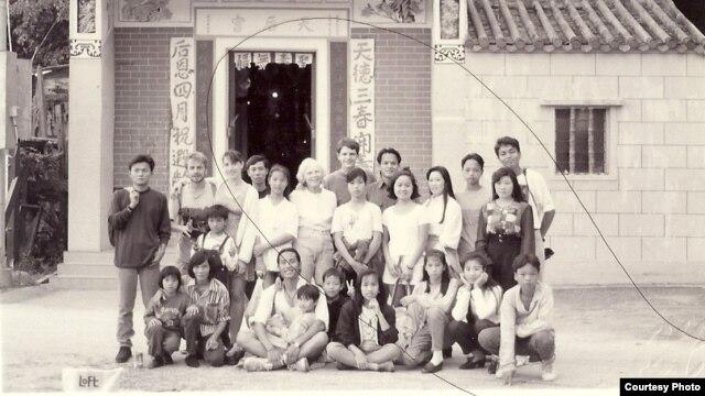Hồng Kông năm 1993.