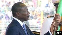 Le président du Bénin, Patrice Talon 6 avril 2016.