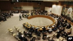 Suasana sidang Dewan Keamanan PBB (Foto: dok). DK PBB tengah mempertimbangkan rekomendasi sekjen PBB Ban Ki-moon untuk misi intervensi militer di Mali utara.