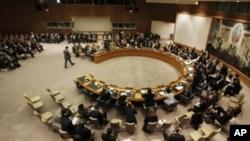 Suasana sidang Dewan Keamanan PBB (Foto: dok). Diplomat Perancis mengatakan DK PBB akan meminta Sekjen untuk memberikan laporan resmi terkait kelayakan operasi penjaga perdamaian PBB di Mali (27/2).