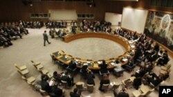 Suasana rapat Dewan Keamanan PBB (Foto: dok). AS dan Tiongkok telah mencapai kesepakatan