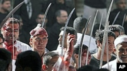 이란 과격 단체 (자료사진)