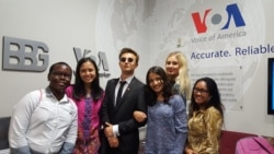 Student Ambassadors American Cafe October 4, 2016