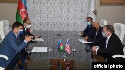 USAID və Azərbaycanın Kiçik və Orta Biznesin İnkişafı Agentliyi Anlaşma Memorandumu imzalayıb
