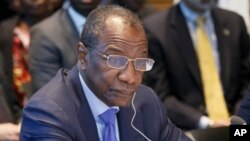 Le président de Guinée Conakry, Alpha Condé.