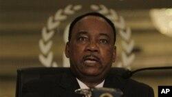 Tổng thống Niger Mahamadou Issoufou