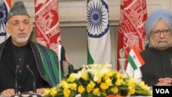 هند و افغانستان روی تعمیق همکاری های دو جانبه تاکید ورزیدند