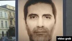 اسدالله اسدی دیپلمات ایرانی که به اتهام همدستی در عملیات تروریستی در فرانسه، در آلمان بازداشت شد