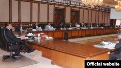 وزیراعظم راجہ پرویز اشرف کے زیر صدارت مشترکہ مفادات کونسل کا اجلاس