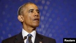 Tổng thống Hoa Kỳ Barack Obama (ảnh tư liệu).