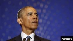 FILE- President Barack Obama.