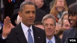 Presiden Barack Obama diperkirakan akan berfokus pada reformasi imigrasi pada masa jabatan keduanya (foto: dok).