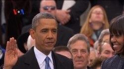 Rangkuman Inaugurasi Presiden Barack Obama 2013 - Liputan Berita VOA