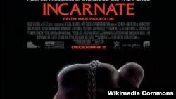 Poster 'Incarnate' film supranatural mencekam yang diputar di gedung bioskop AS awal Desember ini (foto: Wikipedia).