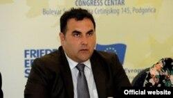 Predsjednik Evropskog pokreta u Crnoj Gori, Momčilo Radulović (gov.me)