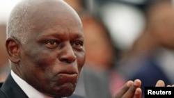 Presidente de Angola, José Eduardo dos Santos