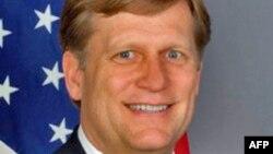 Посол США в РФ Майкл Макфол (архивное фото)