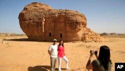 سعودی عرب سیاحت کے فروغ کے لیے متعدد اقدامات کر رہا ہے