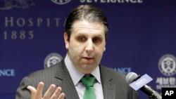 美國駐南韓大使李珀特(Mark Lippert)