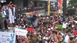 Estudiantes venezolanos conmemoran cierre de RCTV