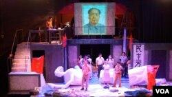 洛杉矶的北京之春音乐剧纪念六四